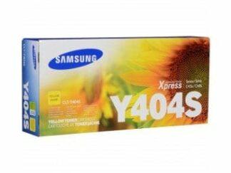 Samsung CLT-Y404S gul toner 1.000 sider - CLT-Y404S - original