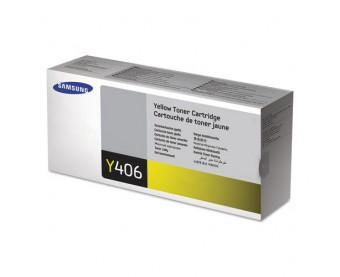 Samsung CLT-Y406S gul toner 1.000 sider - CLT-Y406S - original