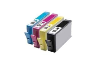 Rabat sæt! HP 364XL - 4 farver BK-C-M-Y - Kompatibel