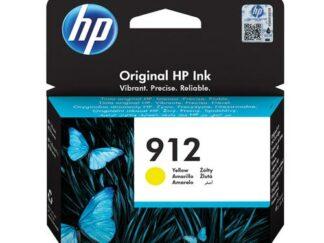 HP 912 gul blækpatron 3 ml  3YL79AE  original