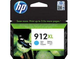 HP 912XL cyan blækpatron 9 ml 3YL81AE kompatibel