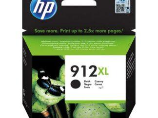 HP 912XL sort blækpatron 22 ml  3YL84AE  original