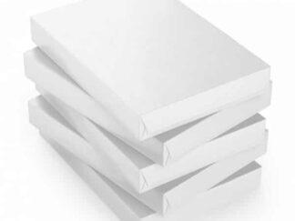 A4 Printerpapir 5 x 500 ark 80 g