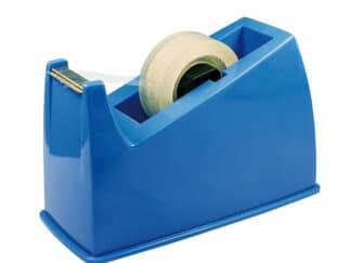 Tapedispenser 20stk blå max tape 24mm x 33m