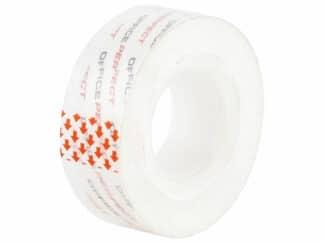 Tape krystalklar 8 stk. 18mm x 30m 40mic