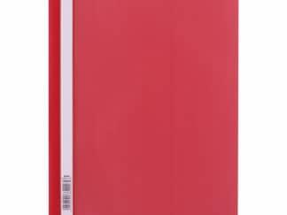 Tilbudsmappe A4 Rød 25 stk. Klar forside
