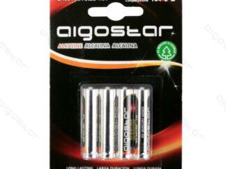 AAA batterier 4 stk Alkaline LR03 1