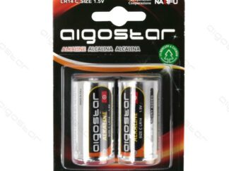 C batterier - LR14 - Baby 2 stk 1