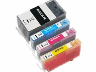 Rabat sæt! HP 912XL 4 farver BK-C-M-Y - Kompatibel- 912XL - 49 ml